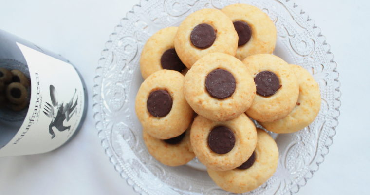 Biscottini Ovis Mollis al cioccolato
