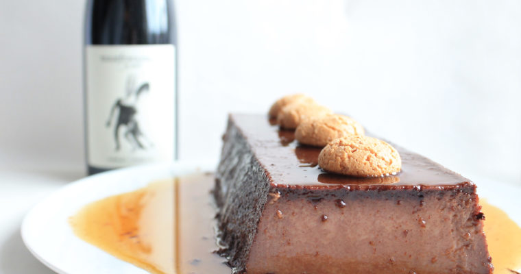 CHOCOLATE ALL YEAR LONG… AND A SIP OF MERLOT PASSITO ANNAFRANCESCA